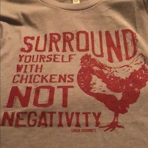 Surround yourself with Chickens t-shirts